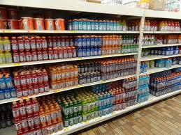 Прохладительные напитки из банок жажду не утоляют.